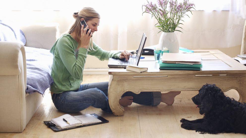 Los trabajos desde casa más recomendables