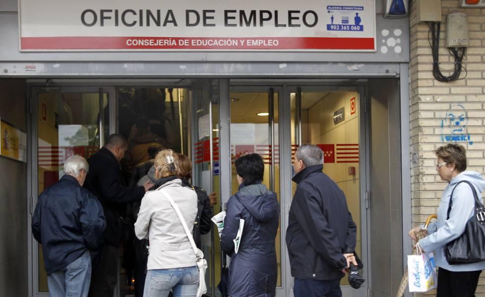 El paro en la eurozona: España uno de los países más afectados
