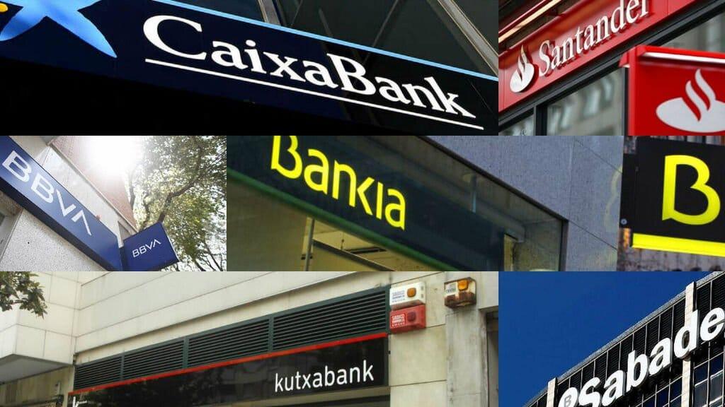 Los bancos de España cobran más intereses a las empresas