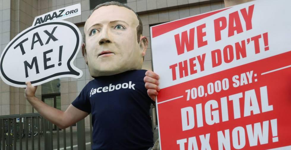 El impuesto digital que afecta a las empresas tecnológicas