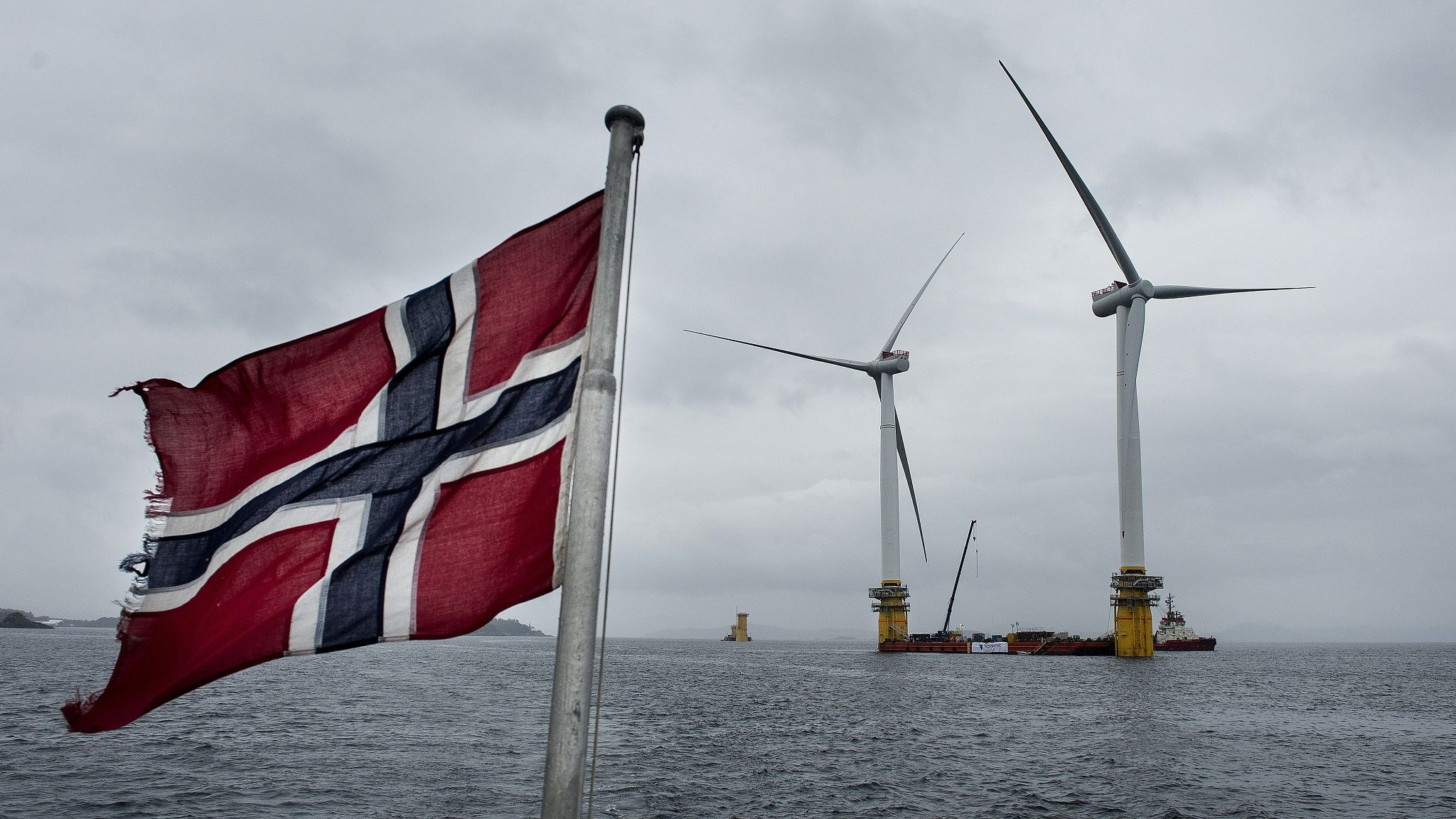 Noruega es el mayor exportador de electricidad en Europa