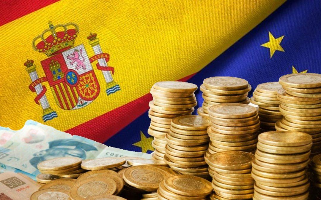 La economía española cae 11% en 2020 | El PIB en mínimos historicos