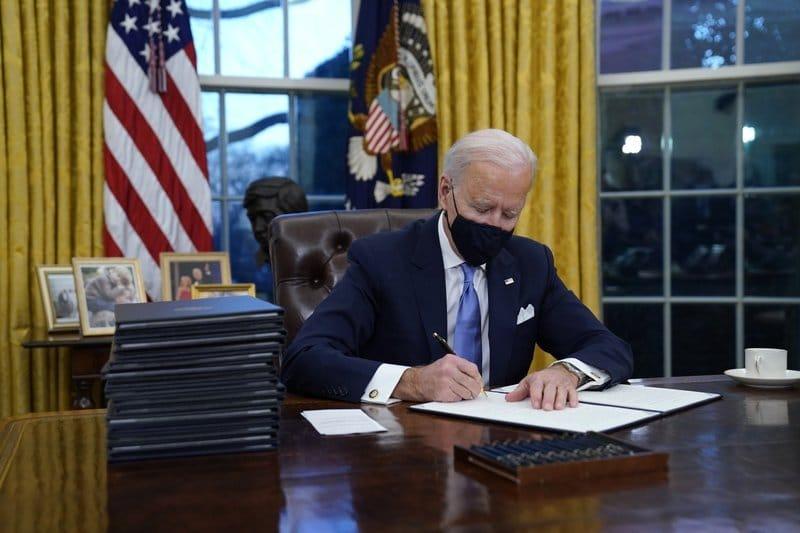 plan de estímulo Joe Biden