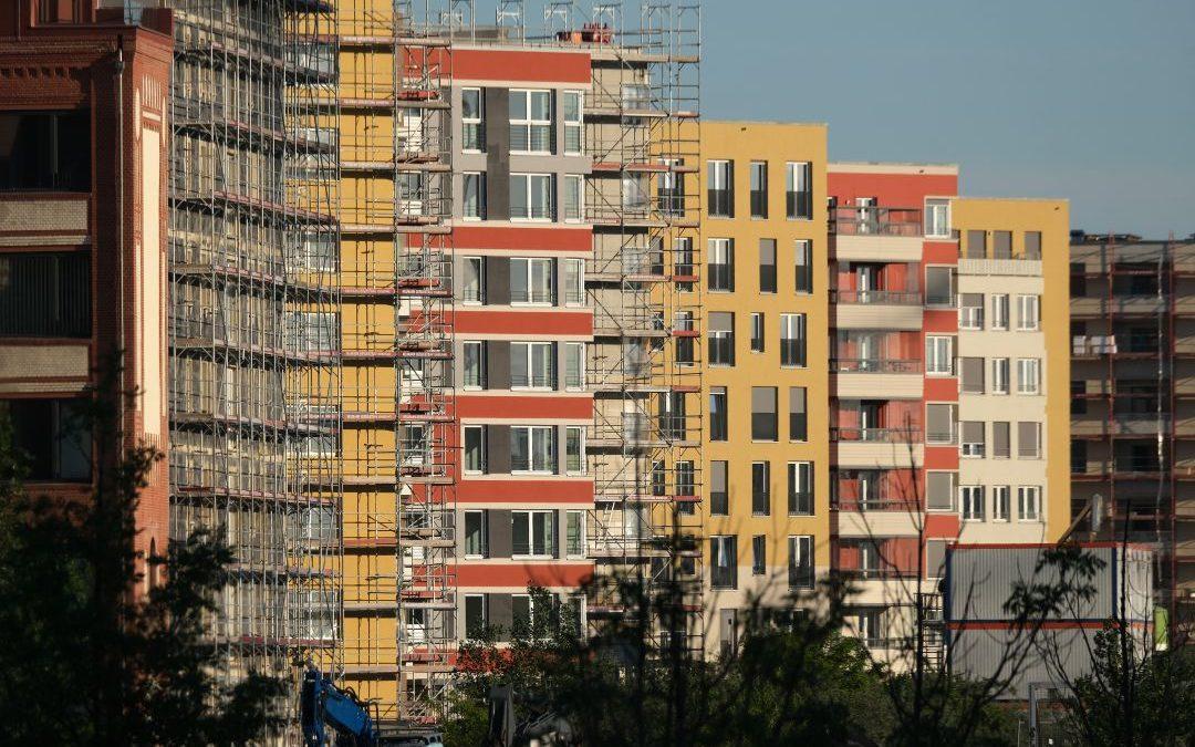 El precio de la vivienda en España: Sube un 0,7% en febrero