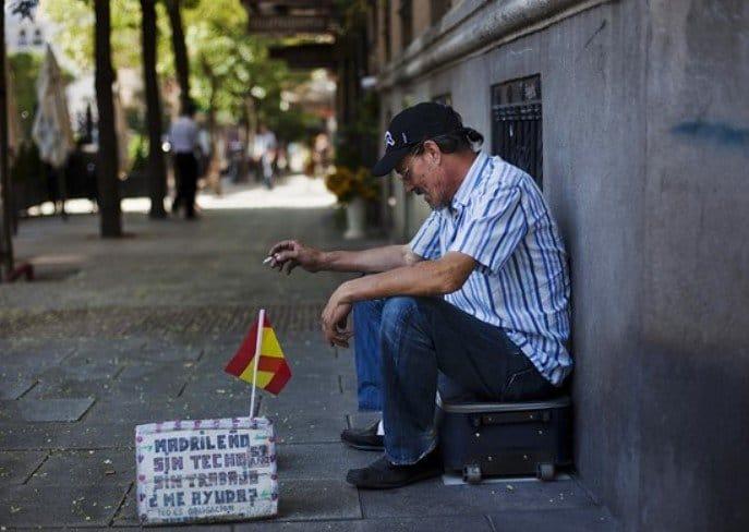 4 millones desempleados en España – el peor récord