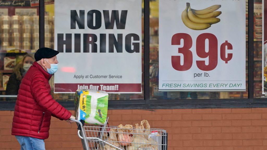 Economía de Estados Unidos agrega empleos