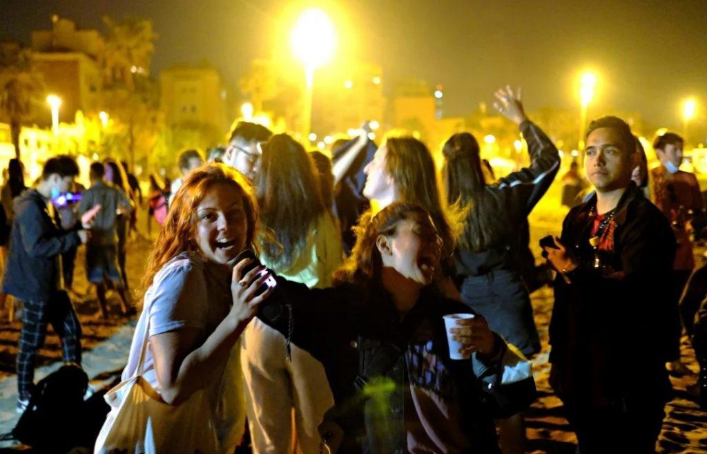 España levanta estado de emergencia
