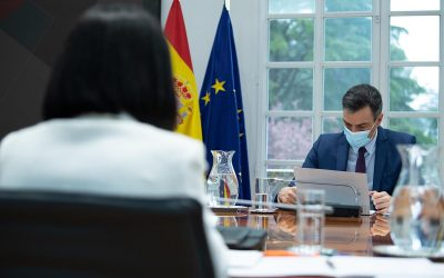 La economía de España tardará más en recuperar su PIB
