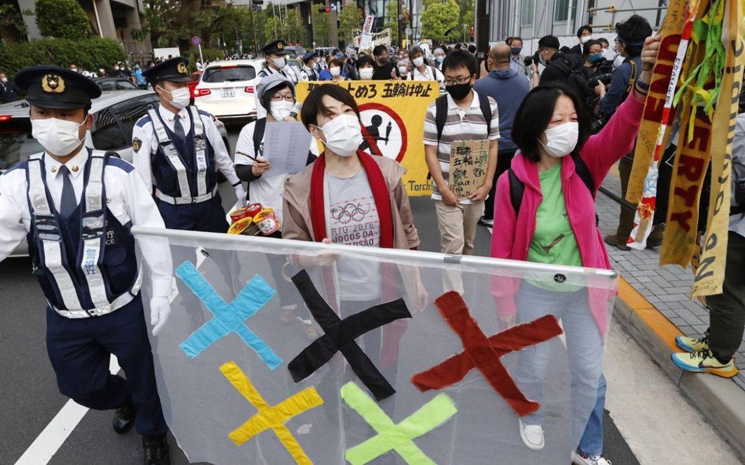 El peso que carga la economía de Japón por los juegos olímpicos Tokio 2020