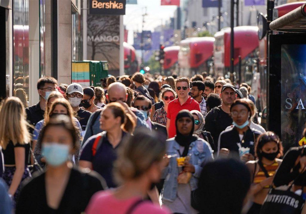 La variante Delta podría estar afectando la recuperación económica de Europa