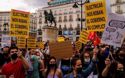 La electricidad en España alcanza otro precio récord a un ritmo devastador