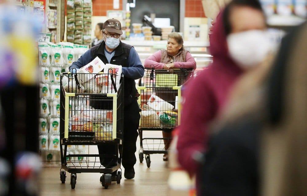 Los precios al consumidor subieron 5,4% en Estados Unidos en julio